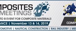 La Fonderie LEMER will be present at Composites Meetings 2019!